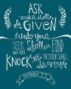 Matthew 77