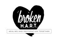 Broken HART Logo Grescale-01